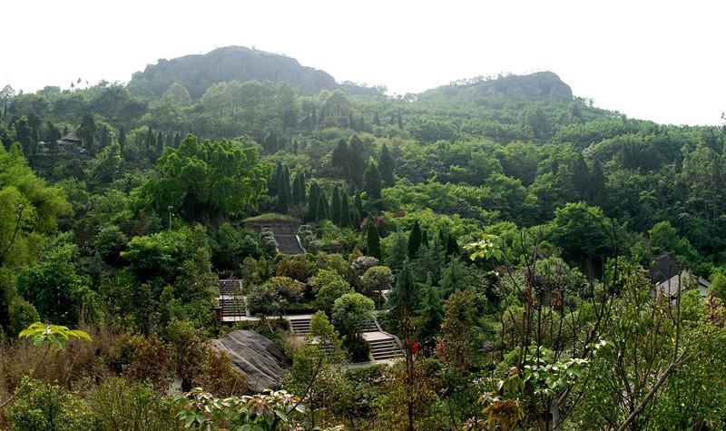 佛手山风景区