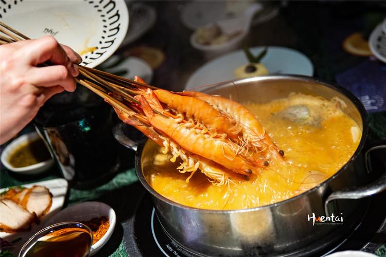 集渔——最不像成都火锅的网红人气火锅