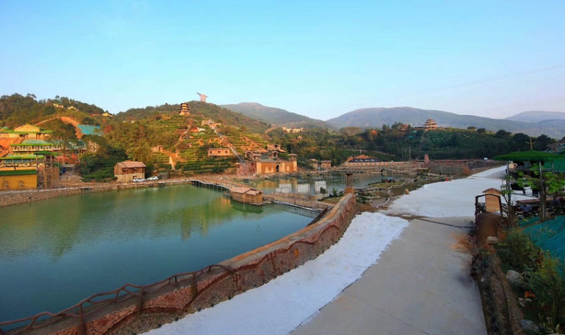 梅州大宝山旅游度假区