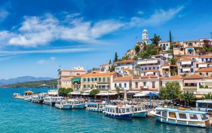 【三島暢游】雅典出發:伊茲拉島-波羅斯島-埃伊納島出海一日游