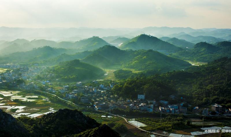钦州六峰山