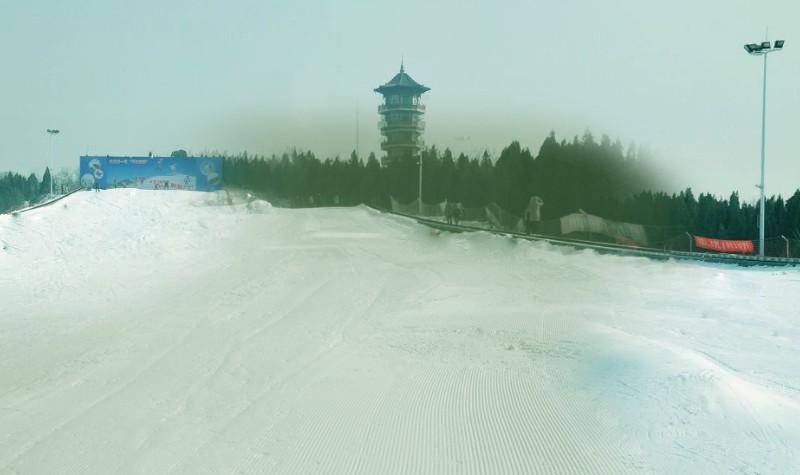 青云山滑雪场
