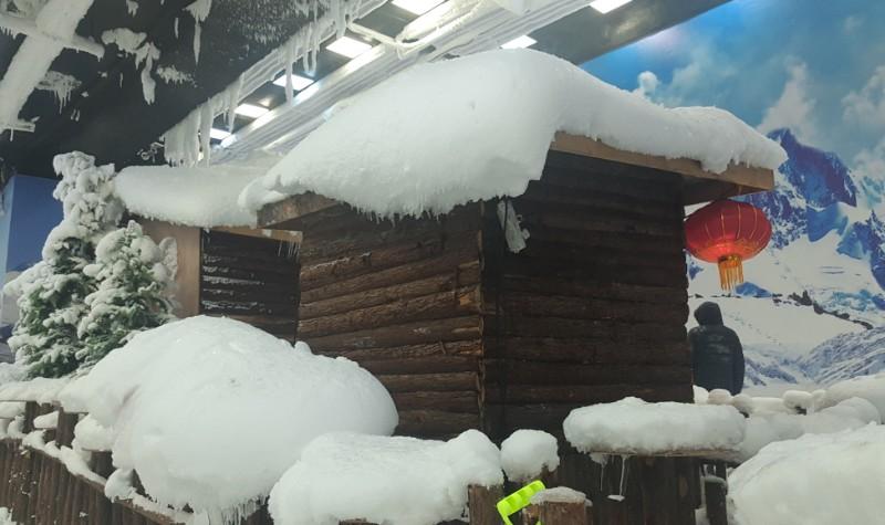 华南mall哈尔滨冰雪大世界
