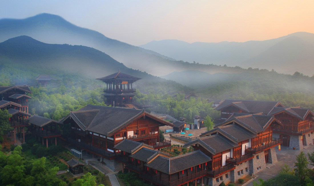 大唐贡茶院