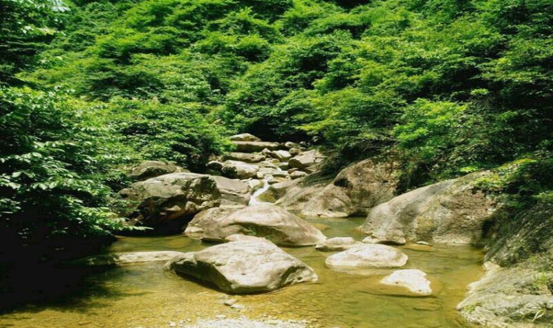 滴水源生态旅游景区