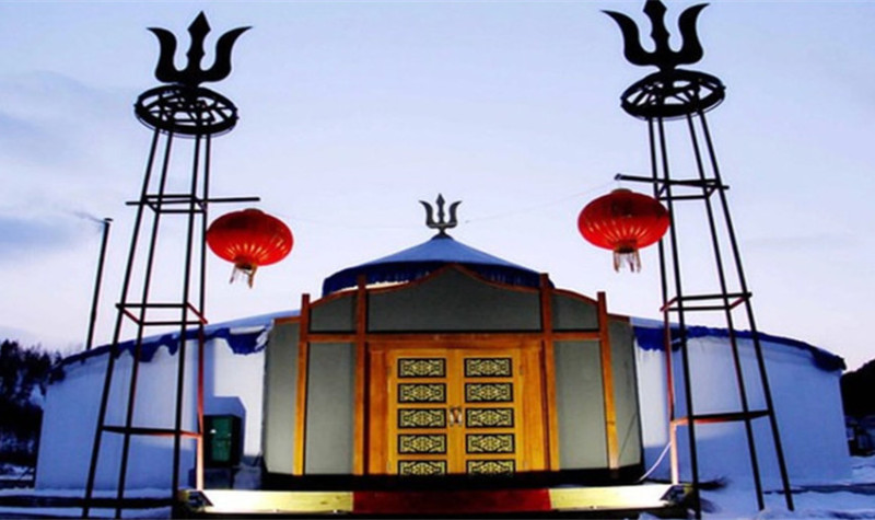 十九顶毡房蒙古风情园