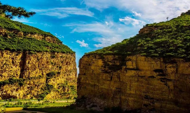 桑干河大峡谷旅游区