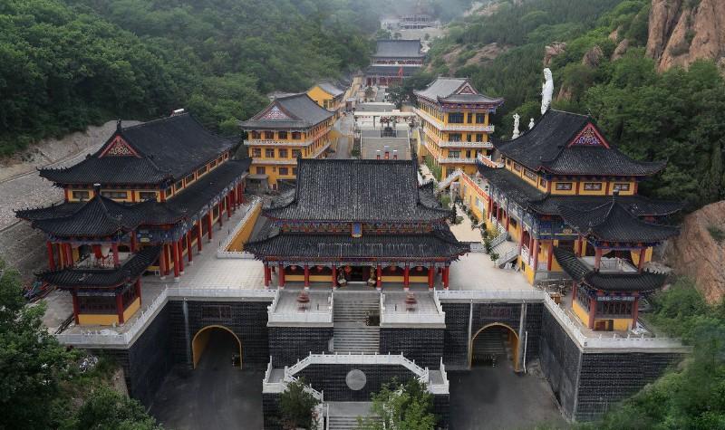 锦州北普陀山