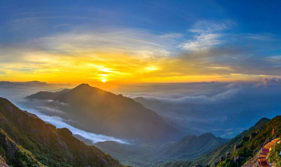 清远金子山原生态旅游风景区
