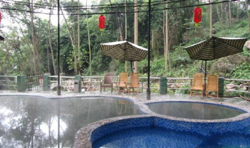 中洋仙泉酒店温泉