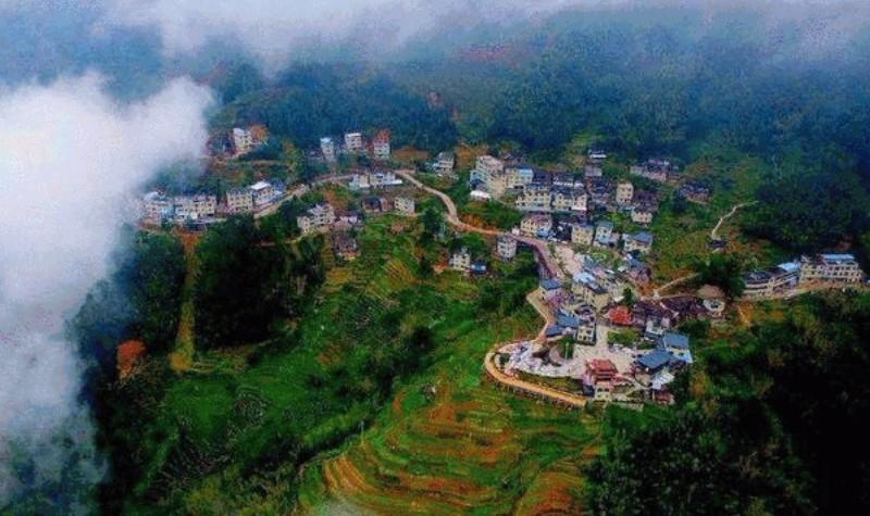 官畲风景区