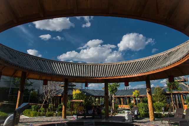 神泉古域火山温泉