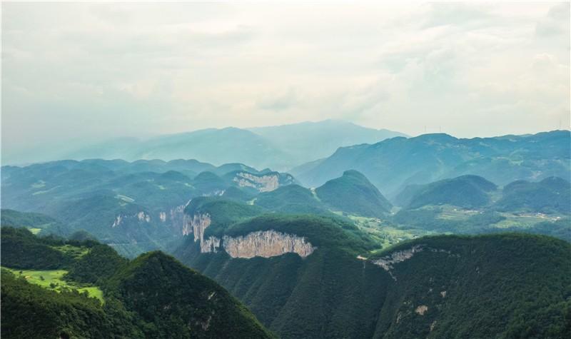 5月南宁到重庆武隆、武陵山大裂谷双飞纯玩五日游