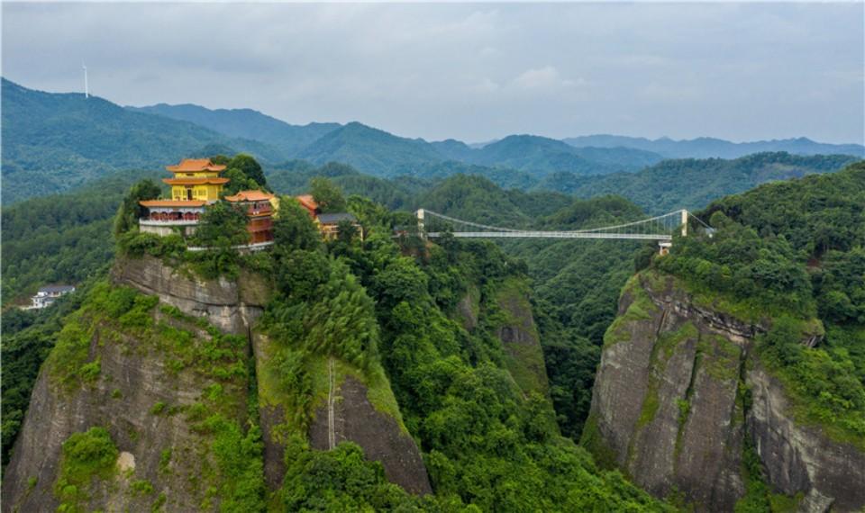 天龙山旅游度假区