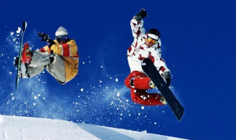 内蒙古科右前旗雪村滑雪场
