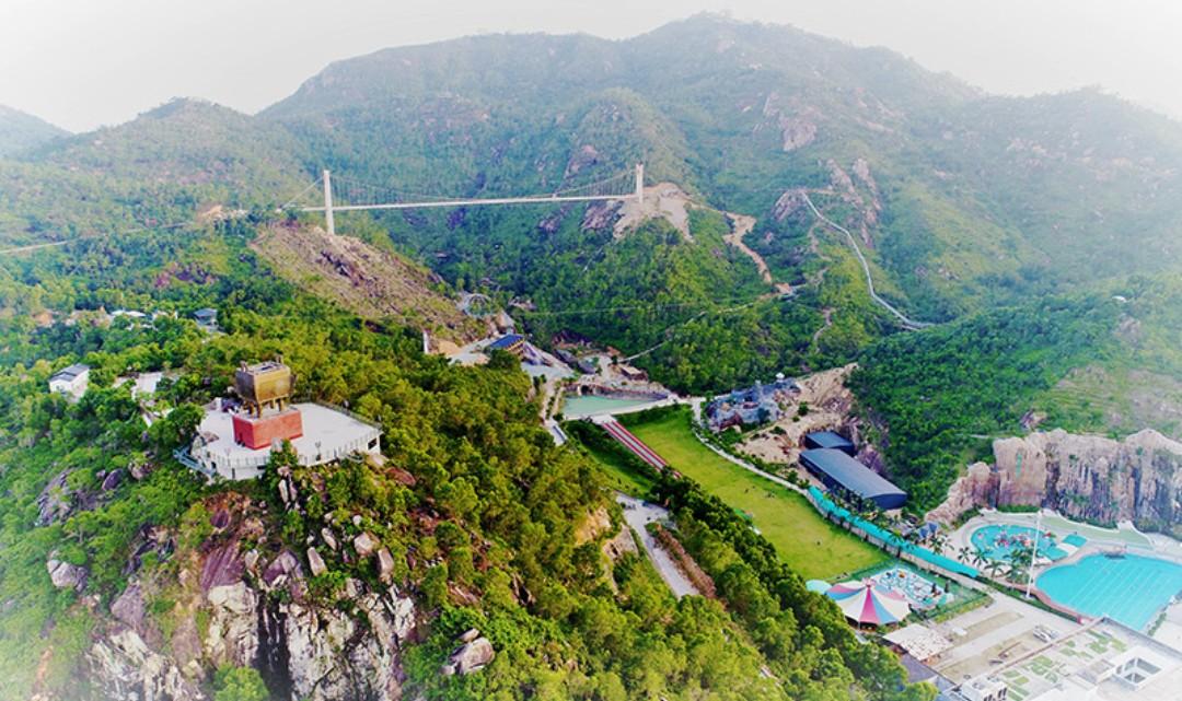 汕尾铜鼎山旅游区