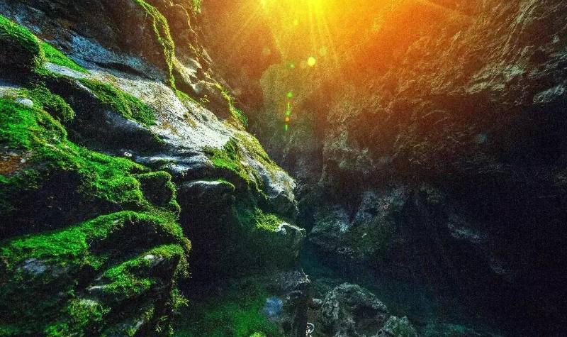 贵州铜仁大峡谷