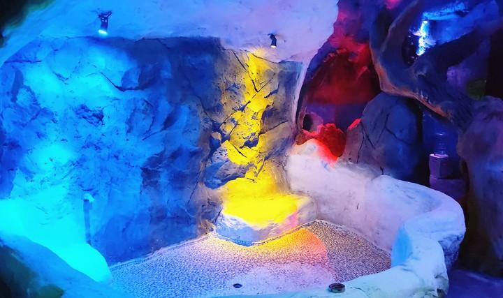 西宁溶洞温泉