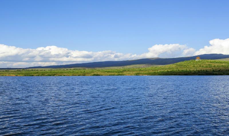 天池湖泊群