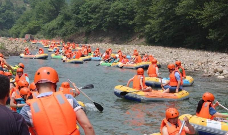 菖溪河漂流旅游度假区