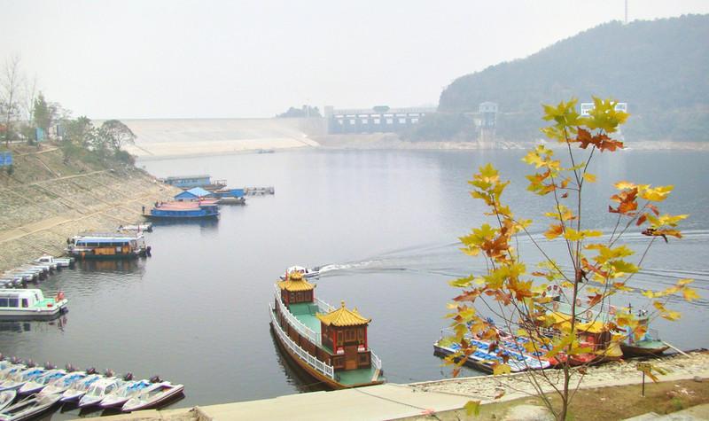 禅源太湖旅游区花亭湖风景区