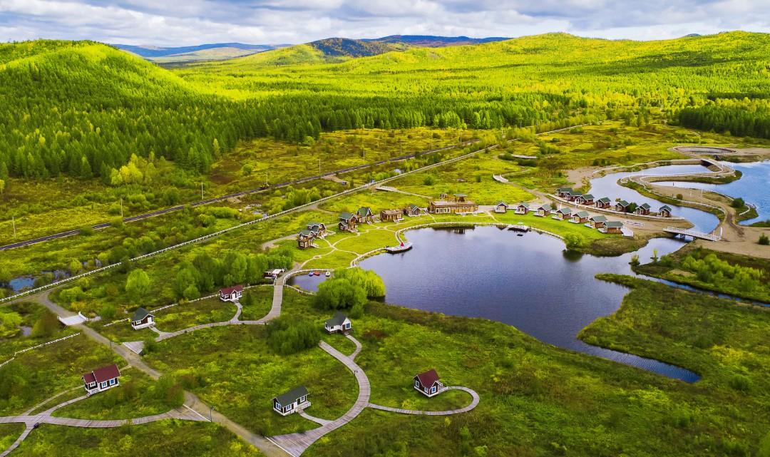 根河源国家湿地公园