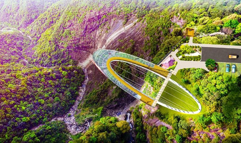 福建石牛山生态旅游区