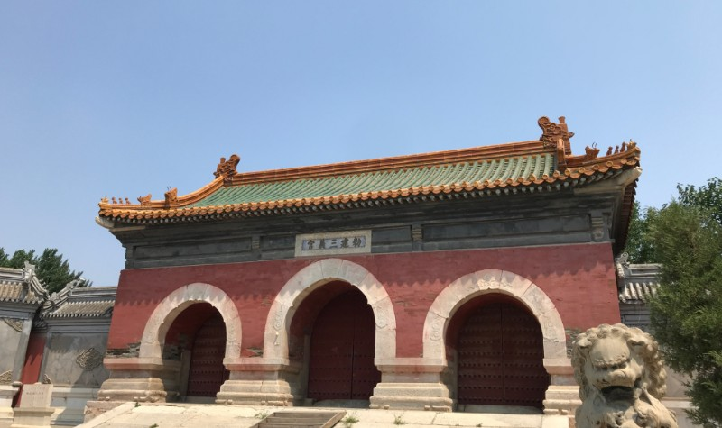 涿州三义宫