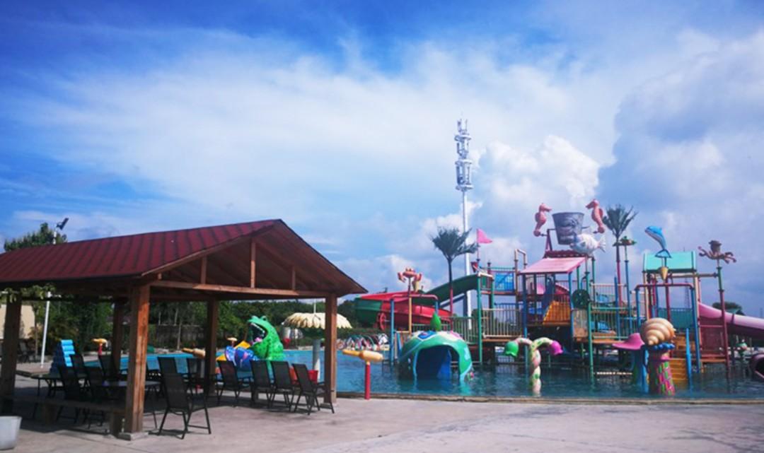 儋州大浪湾水上乐园