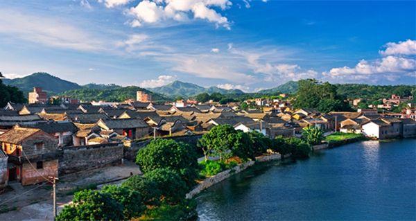 大芦村民俗风情旅游区