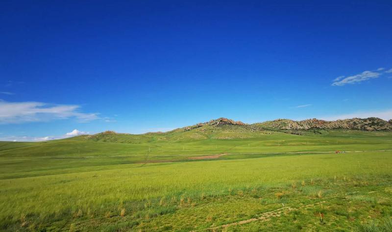 阿木古楞牧场