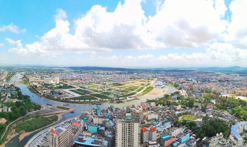 东兴国门景区