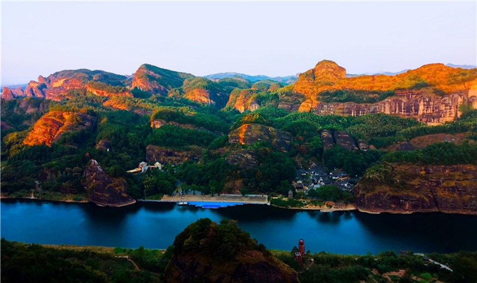 龙虎山仙人城景区