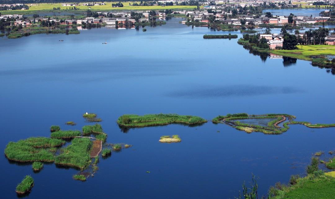 大理西湖国家湿地公园
