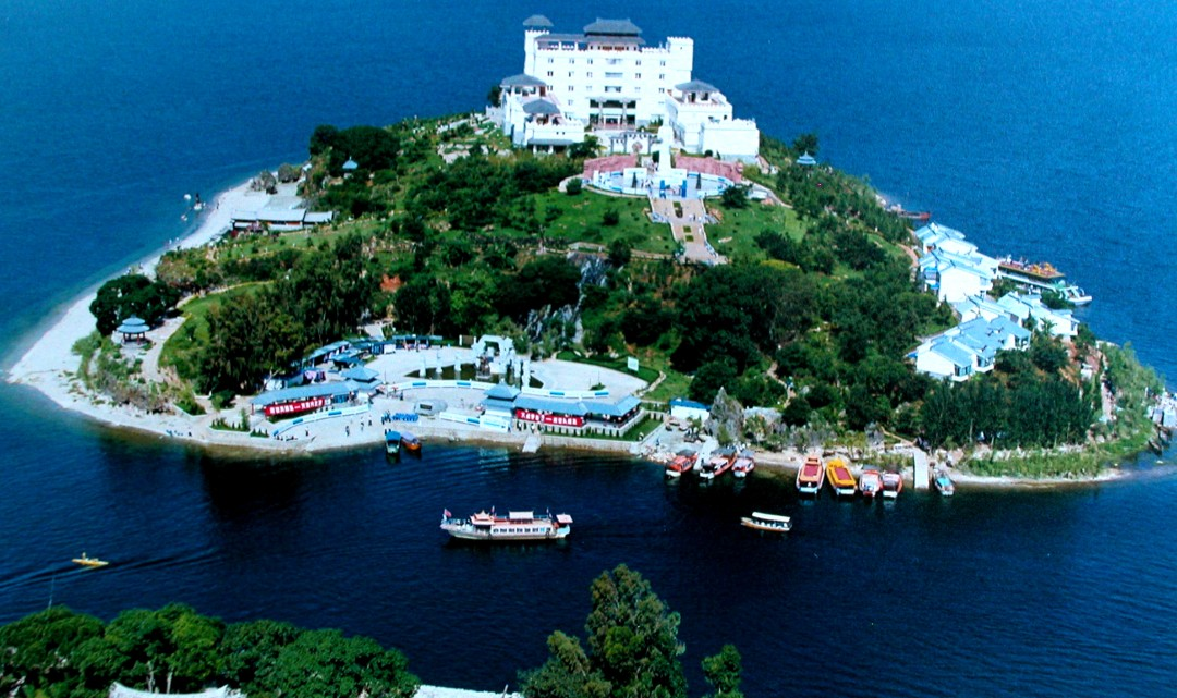 南诏风情岛