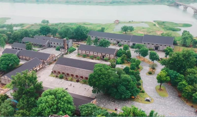 凌家滩考古遗址公园