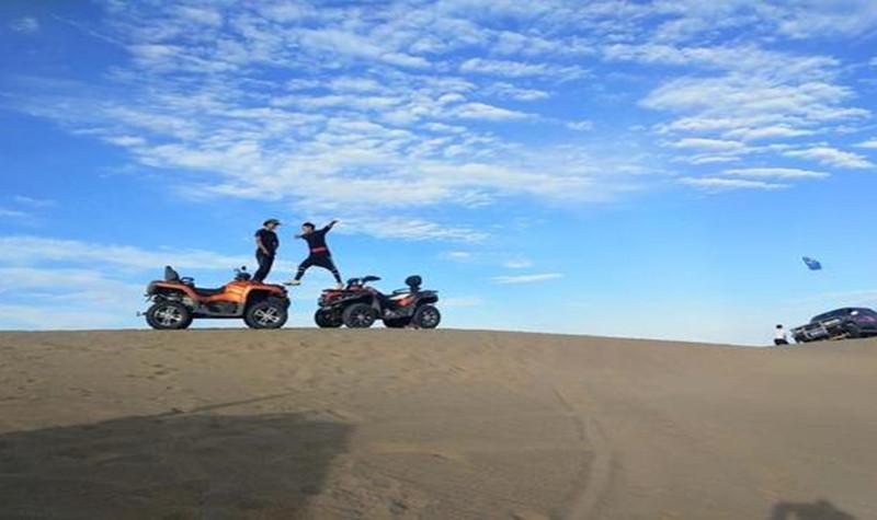 阿克塞国家沙漠公园