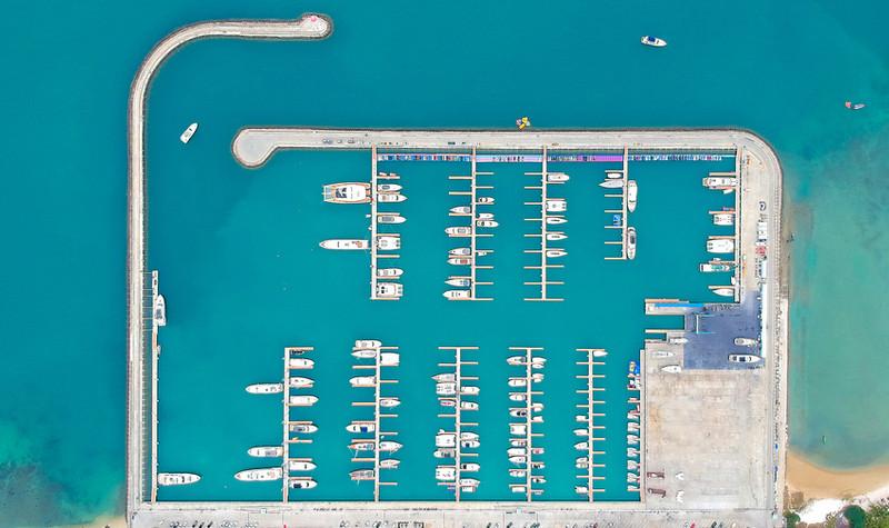 三亚凤凰岛玩家帆船