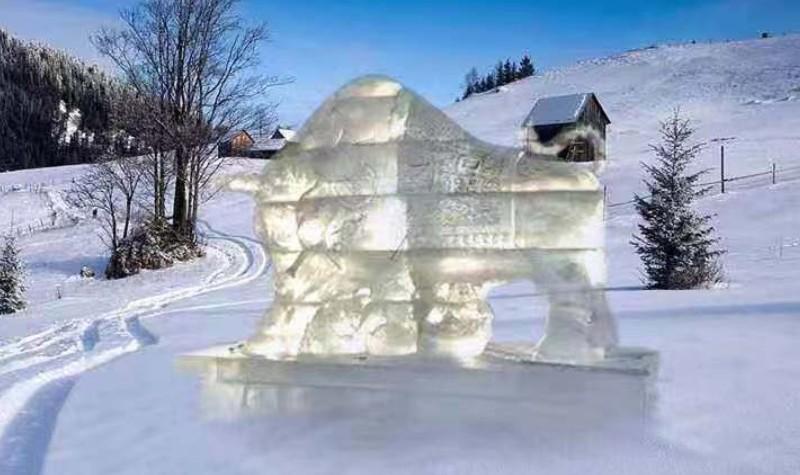 六股河冰雪大世界