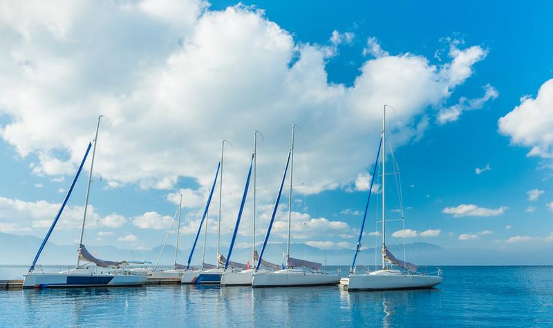 抚仙湖帆船基地