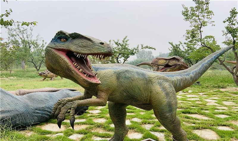 滨河野生动物园