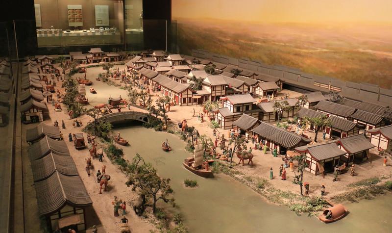 西安大唐西市博物馆