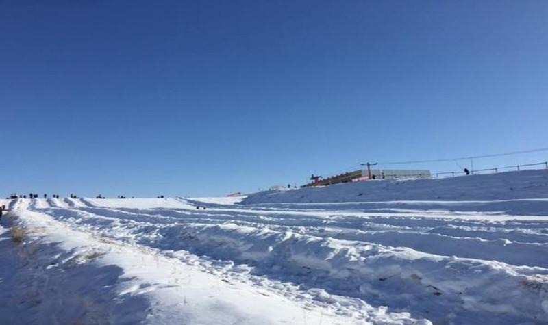 大美西域滑雪场