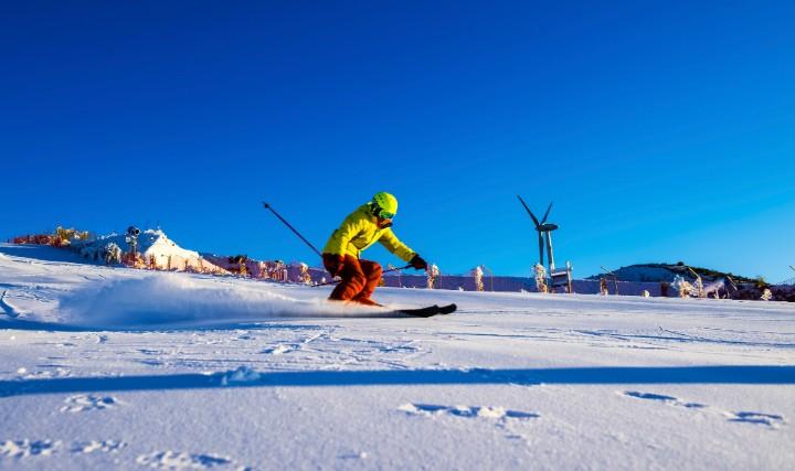 乌蒙滑雪场