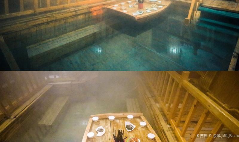 阿拉山疗养院温泉