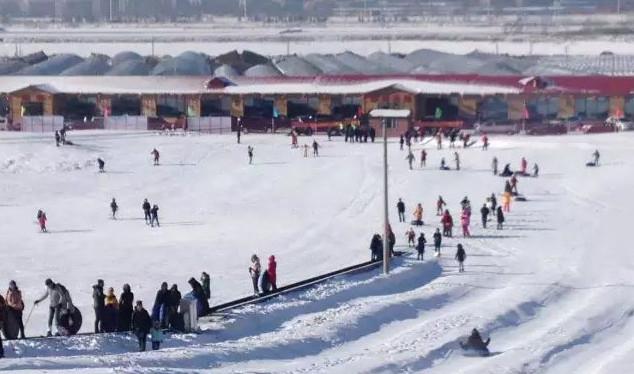大湾滑雪场