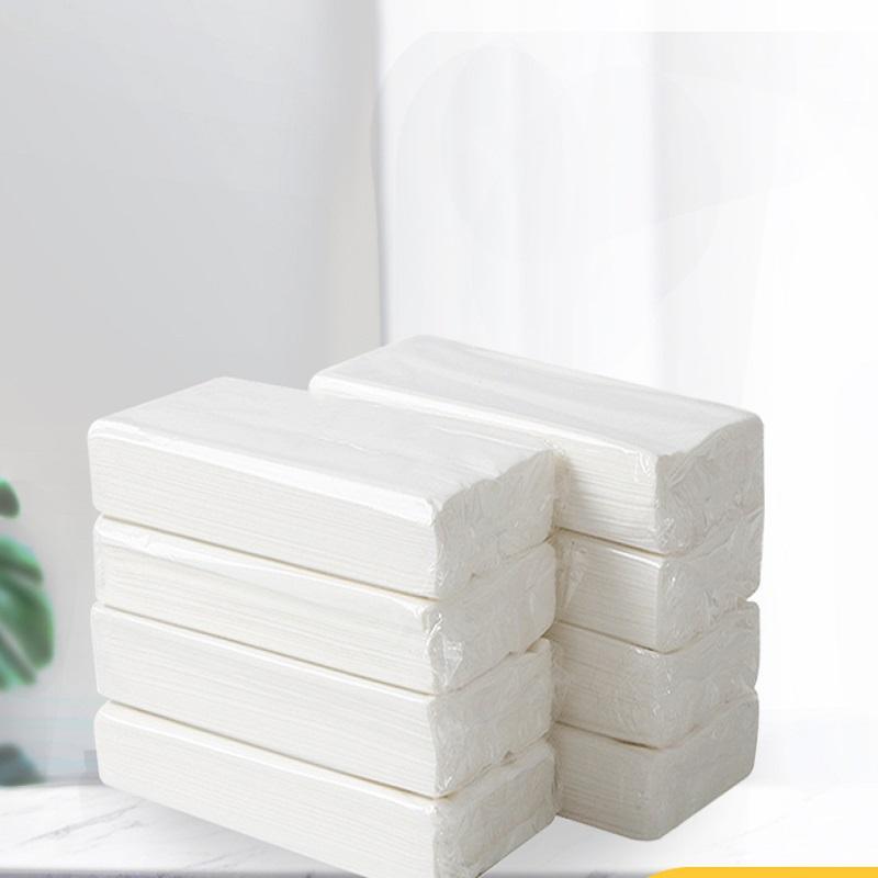 鹏达 原生木浆 抽纸2层60抽 柔韧舒适 酒店客房专供纸巾